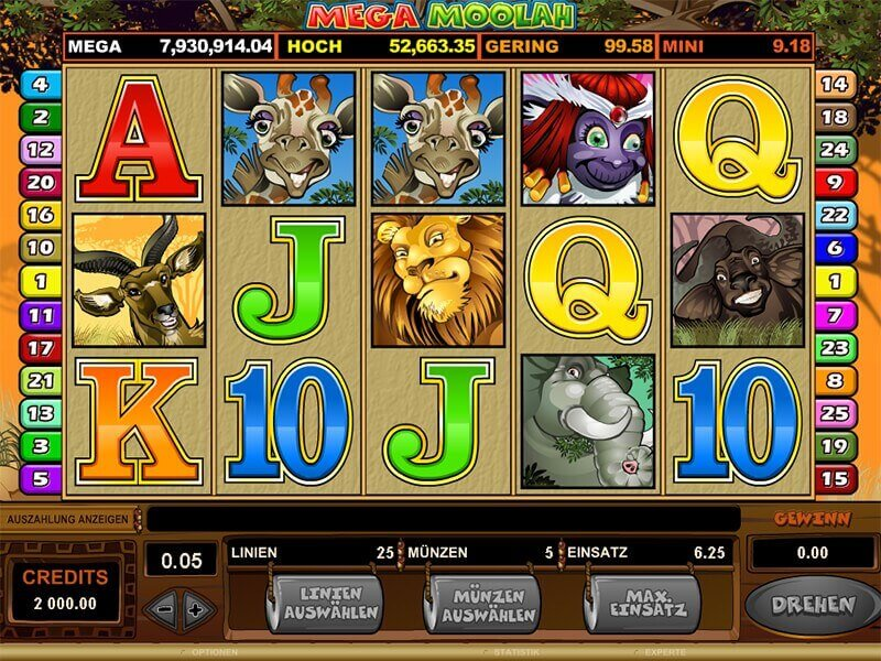 Download Mega Moolah Online Pokie And Get Promo Code