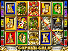 Gopher Gold Make Better Arrangement And Get A Chance Of Win